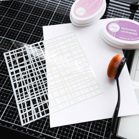 Catherine Pooler - Off the Loom Stencil