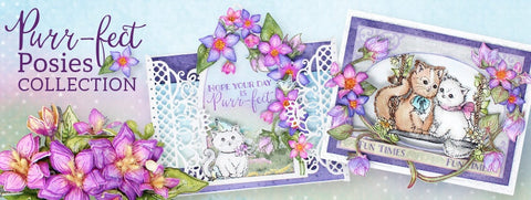 Purr-fect Posies Collection