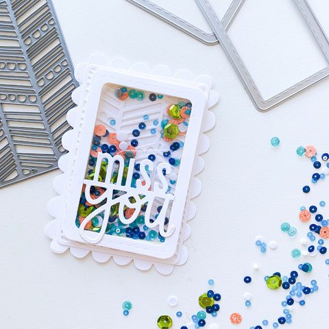 Catherine Pooler - Skyscape Mini Cover Plate Die