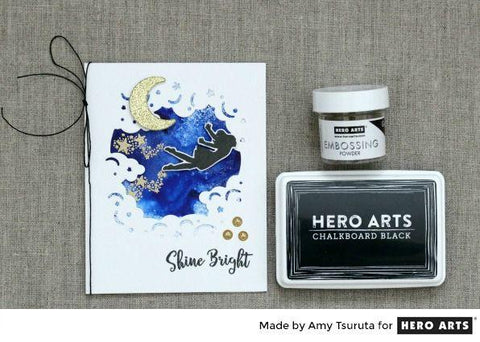 Hero Arts - ChalkBoard Black Ink