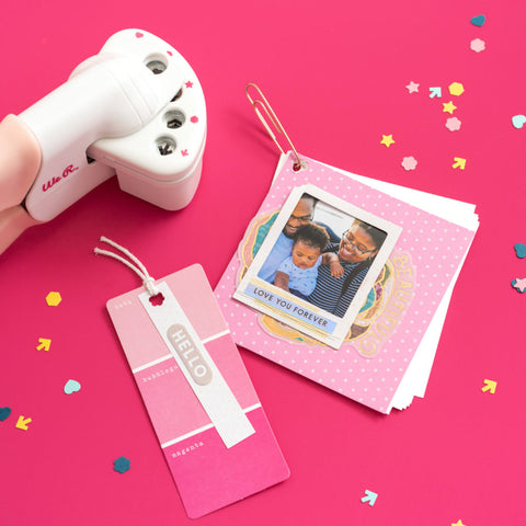We R Memory Keepers Crop-A-Dile Multi-Punch - Decorative