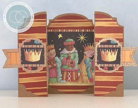 "Craft Consortium Double-Sided Paper Pad 6""X6"" 40/Pkg - Nativity"