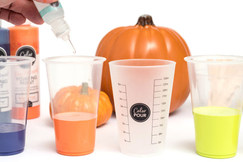 American Crafts - Color Pour Measuring Cups