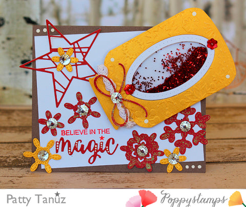 Poppystamp - Believe in Magic Clear Stamp Set