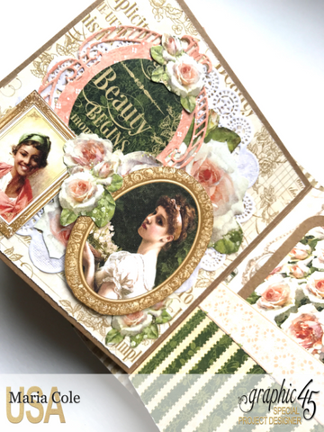 Graphic 45 - Portrait of a Lady Deluxe Collector's Edition