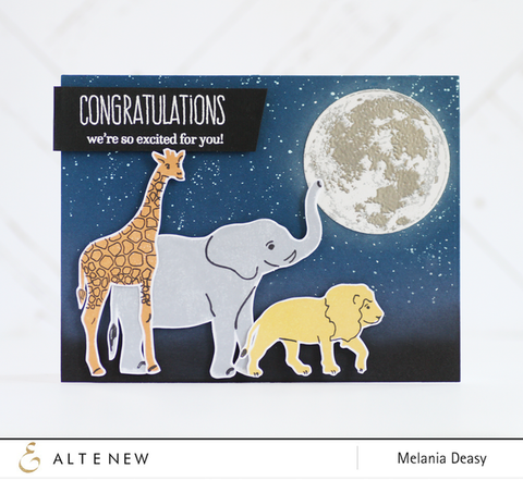 Altenew Nursery Zoo Creativity Kit