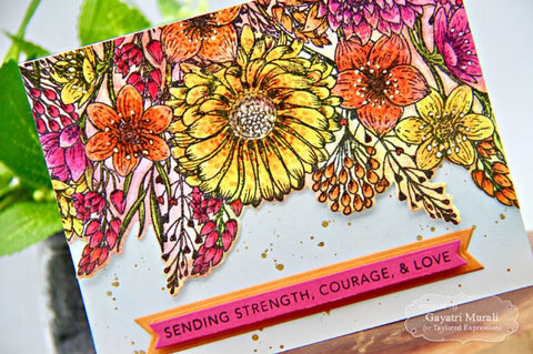 Taylored Expressions - Simple Strips - Sympathy