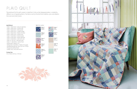 Quilts from Tilda's Studio: 15 Tilda Quilts to Sew and Love