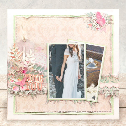 Couture Creations - My Secret Love Collection