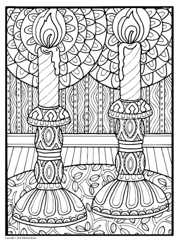 Shalom Colouring Book  by Freddie Levin (Author, Illustrator), Judy Dick  (Author, Illustrator)