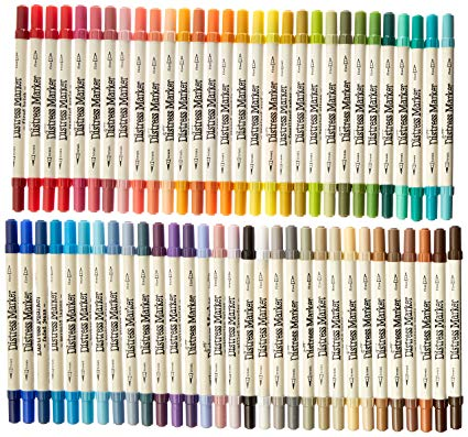 Tim Holtz Distress Markers Tube Set 61 Pack