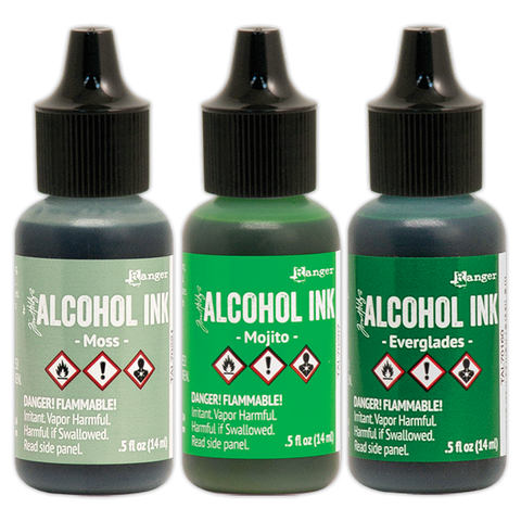 Tim Holtz - New Alcohol Ink Colours