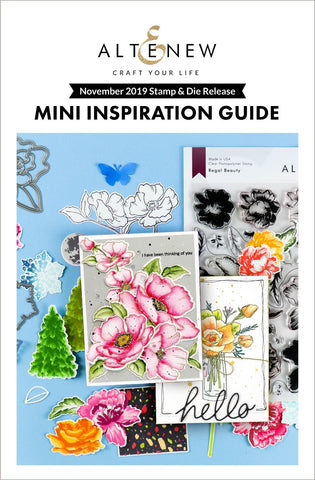A Thing of Beauty Mini Inspiration Guide - November 2019 Release