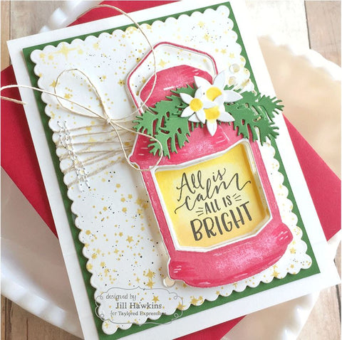 Taylored Expressions - Stamp - All is Bright