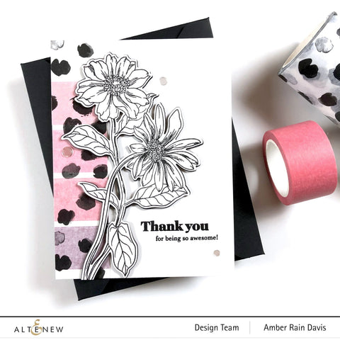Altenew Painted Dots Washi Tape