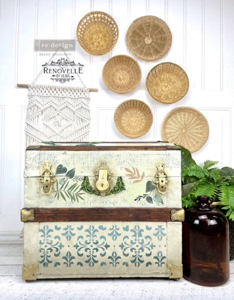 Redesign with Prima Marketing - Decor Transfers - Greenery House