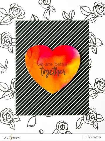 Altenew - Better Together Stamp Set