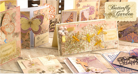 Couture Creatons - Butterfly Garden Collection