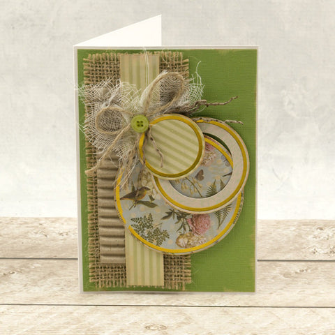 Courture Creations Cut, Foil and Emboss - Modern Essentials - Nesting Circles