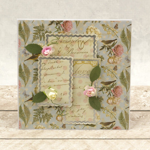 Couture Creations Cut, Foil and Emboss - Modern Essentials -Nesting Scalloped Rectangles