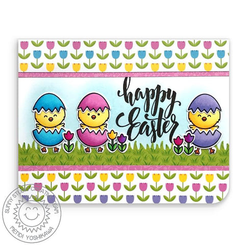 Sunny Studio Stamps - Chickie Baby Stamps and Dies