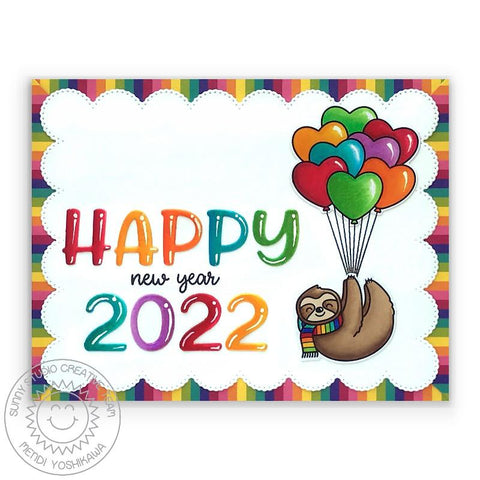 """Sunny Studio Stamps - Sweater Weather 2021 Paper Pad 6"""" x 6"""""""