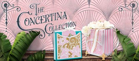 Create the perfect handcrafted organiser with our brand new Concertina Index Box Die and Stamp Set! Perfect for creating a decorative desk filing system - ideal to store your treasured dates, recipes, notes and much, much more!  Create the perfect handcrafted organiser with our brand new Concertina Index Box Die Set! With 23 dies including 6 sentiments, a tag and multiple panel and binding dies - this incredibly versatile die set contains everything you need to make your My Memory Book Concertina Index Box unique!  Review Videos