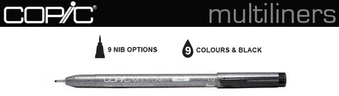 Copic Multiliners