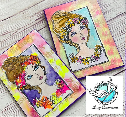 Couture Creations - Stayz In Place Alcohol Ink Pad with 12ml Reinker