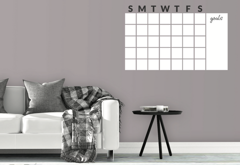 Altenew - DIY Wall Planner Decal Set - Large