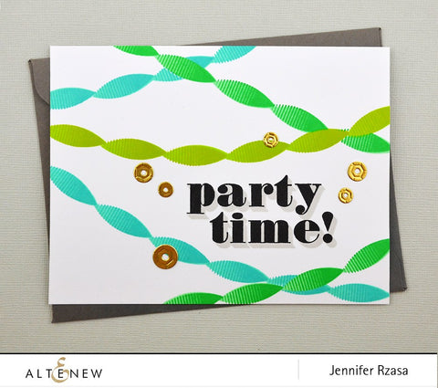 Altenew Party Time! Stamp & Die Bundle