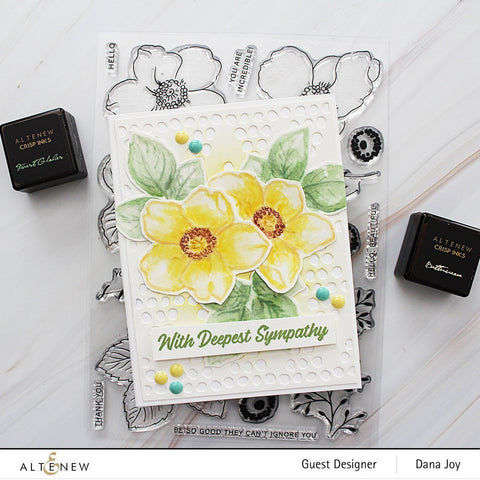 Altenew - Beauty Within Stamp Set