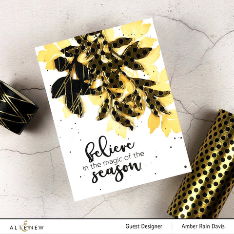 Altenew - Golden Dots Washi Tape