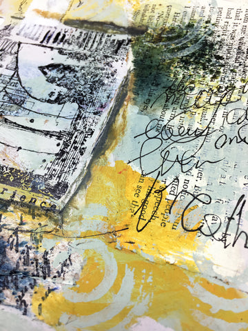 PaperArtsy Eclectica³ {Everything Art} 01