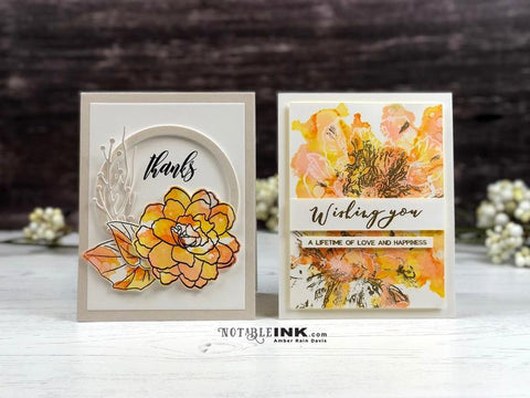 Altenew - Engagement Wishes Stamp and Die