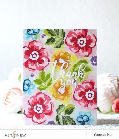 Altenew - Flower Arrangement Stamp