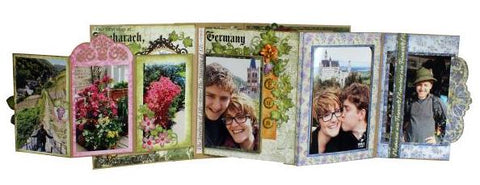 Heartfelt Creations - 3D Flipfold Albums and Inserts