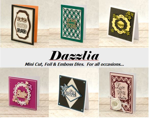 Couture Creations -  Dazzlia Collection