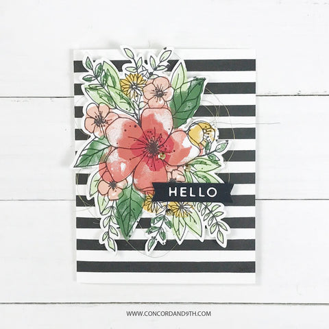 Concord & 9th - Hello Lovely Dies