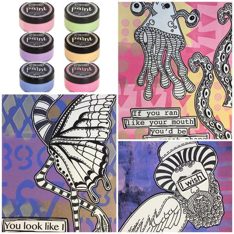 Ranger Dyan Reaveley Dylusions Acrylic Paints