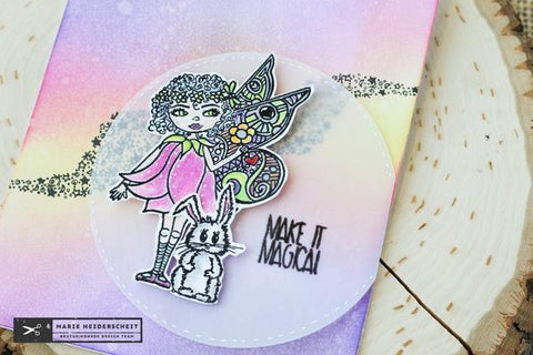 Brutus Monroe Fairy Magic Stamps