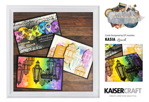 Kaisercraft - Journey - Sticker Book
