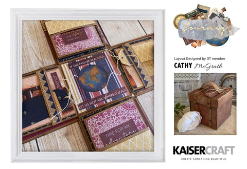Kaisercraft - Journey - Collectables