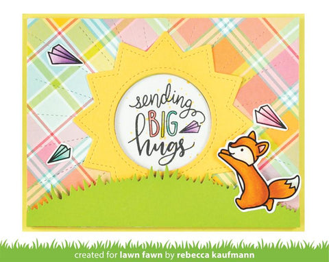 Lawn Fawn - Magic Messages Stamps