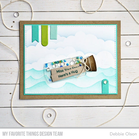 My Favorite Things - Wave Maker Stencil
