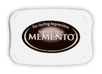 Memento Ink Pads and Reinkers