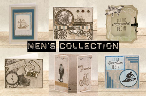 Couture Creations - Men's Collection