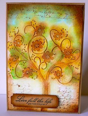 Couture Creations - All Occasions - Great Moments Embossing Folder