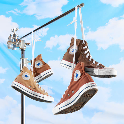 Rit - How to Dye Your Converse Brown