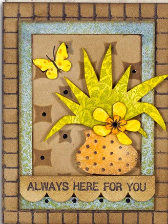 Stampers Anonymous - Wendy Vecchi - Mat Minis - Rectangle Frames